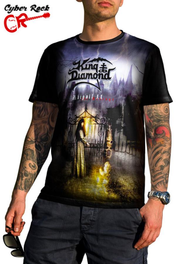 Camiseta King Diamond Abigail part II