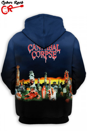 Blusa Moletom Cannibal Corpse Eaten Back To Life