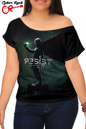 Blusinha Within Temptation Resist