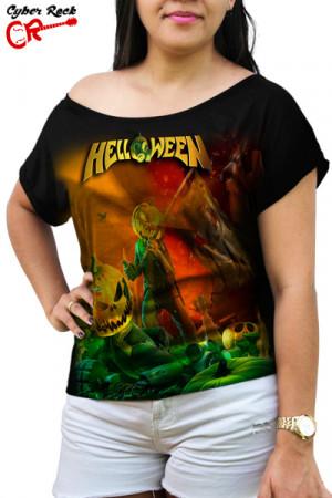 Blusinha Helloween