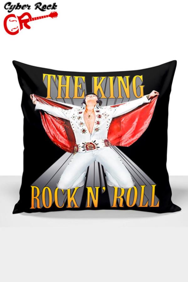 Capa Almofada Elvis The King