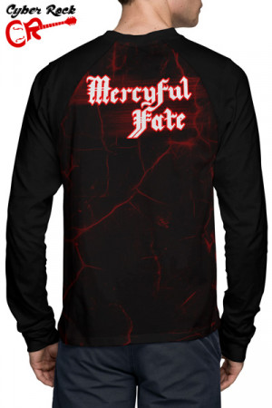 Camiseta Raglan Mercyful Fate Melissa Manga Longa