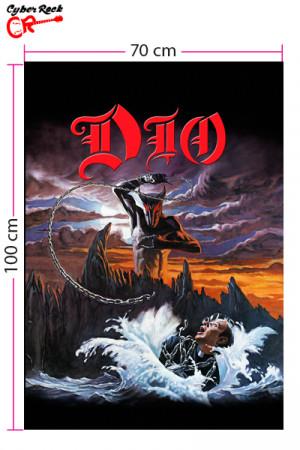 Bandeira Dio Holy Diver