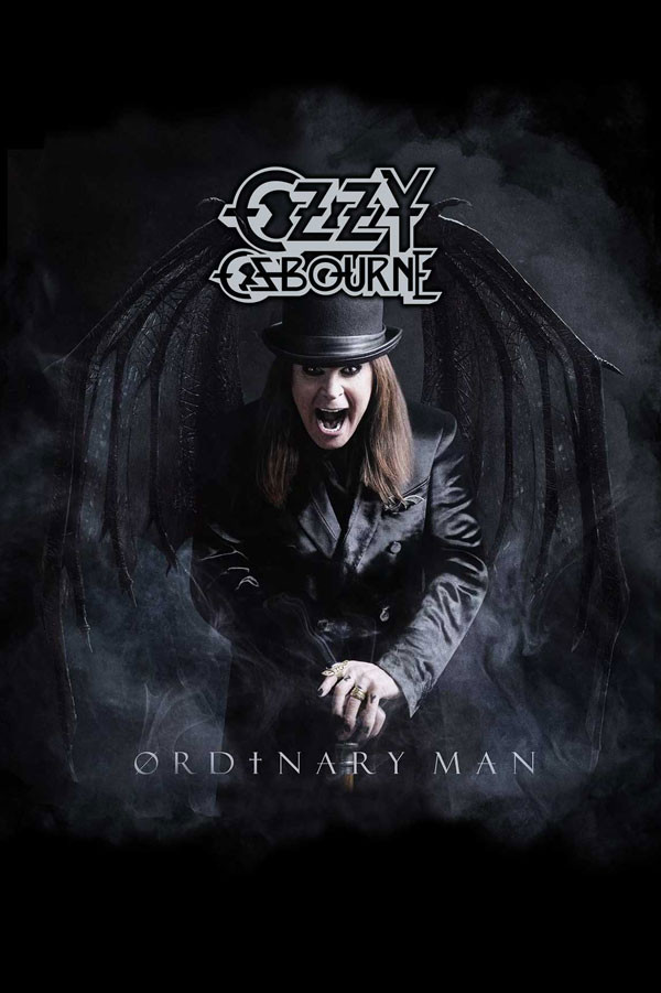 Camiseta Ozzy Osbourne Ordinary Man a
