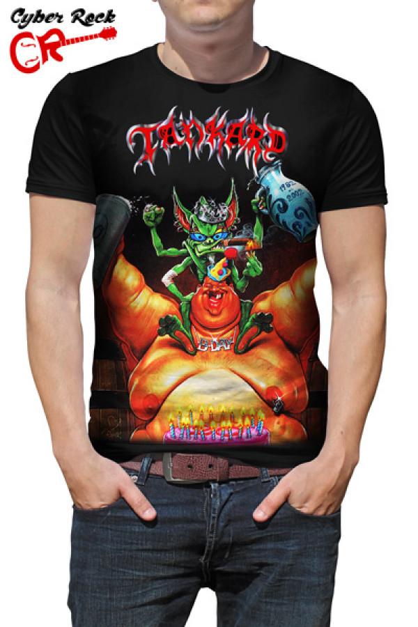 Camiseta- tankard