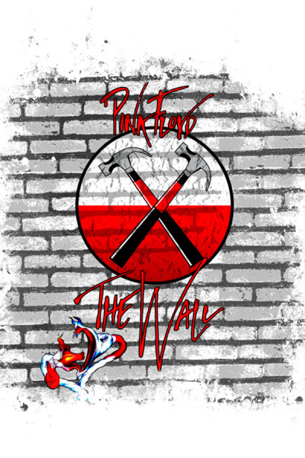 Blusinha Pink Floyd The wall