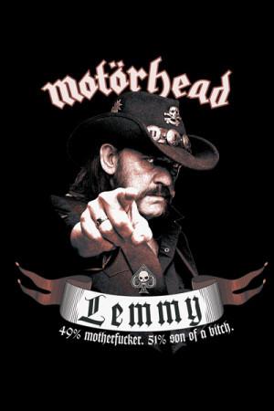 Blusinha Motorhead Lemmy