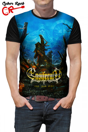 Camiseta Ensiferum - One Man Army