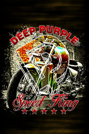 Regata Deep Purple - Speed King
