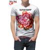 Camiseta Supertramp Branca