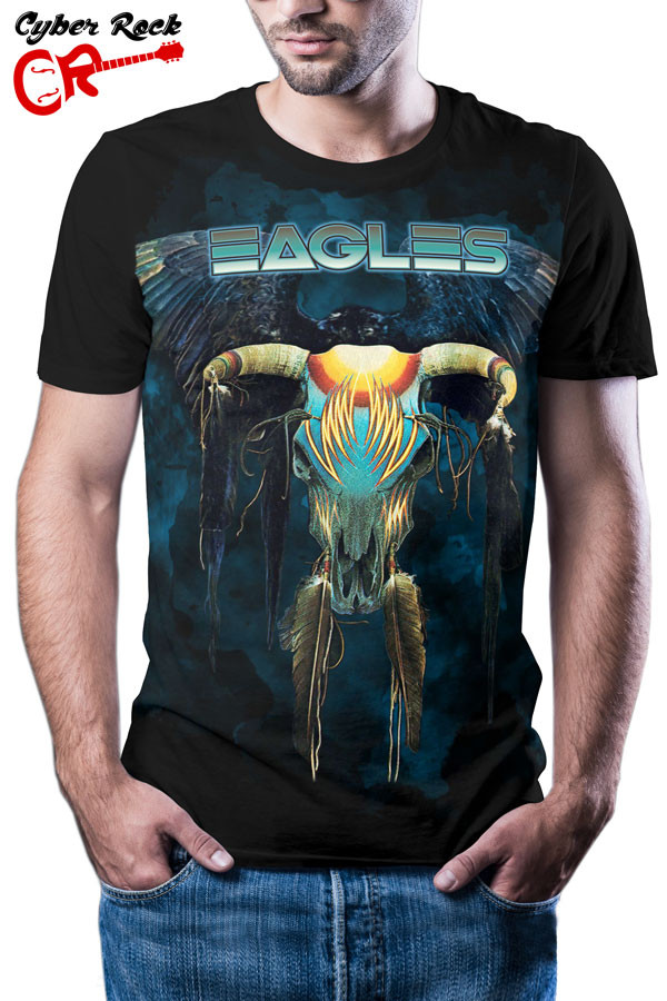 Camiseta Eagles