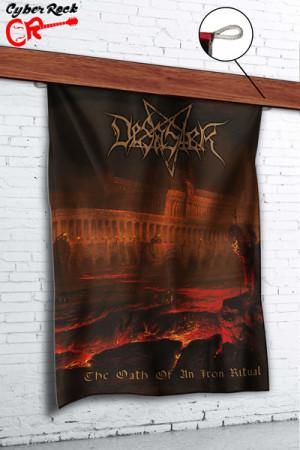Bandeira Desaster - The Oath of an Iron Ritual