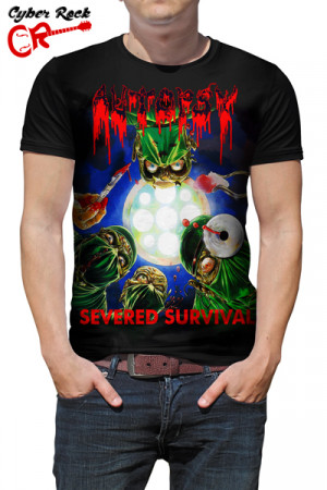 Camiseta Autopsy Severed Survival