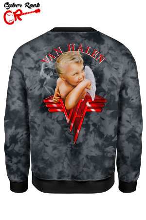 Blusa moletom Van Halen