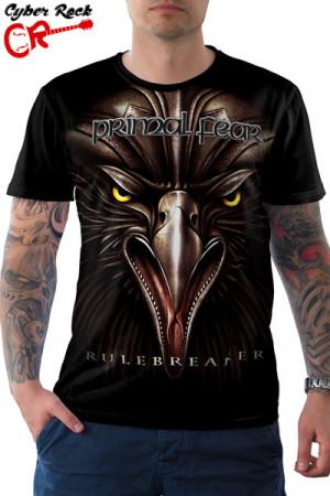 Camiseta Primal Fear Rulebreaker