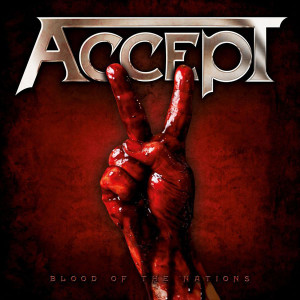 CD Accept –  Blood Of The Nation
