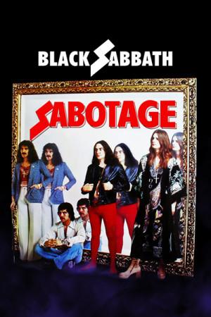 Camiseta Black Sabbath Sabotage