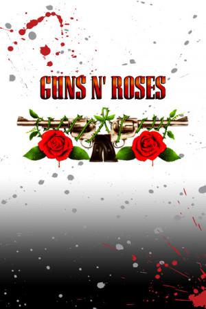 Camiseta Guns n Roses Exclusiva