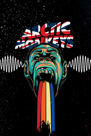 Blusinha Arctic Monkeys