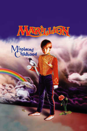 Camiseta Marillion Misplaced Childhood