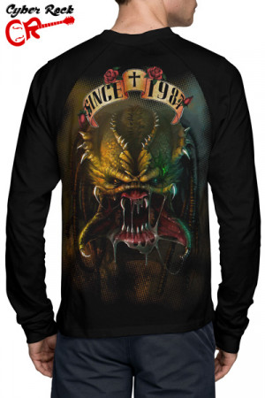 Camiseta Raglan Welcome to the Jungle costas
