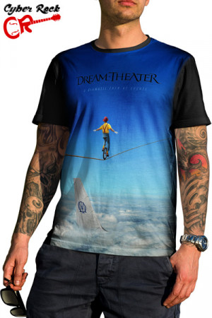 Camiseta Dream Theater A Dramatic Turn of Events