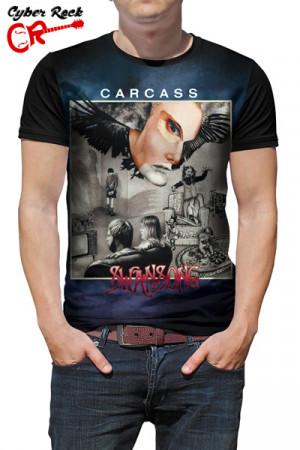 Camiseta Carcass Swansong