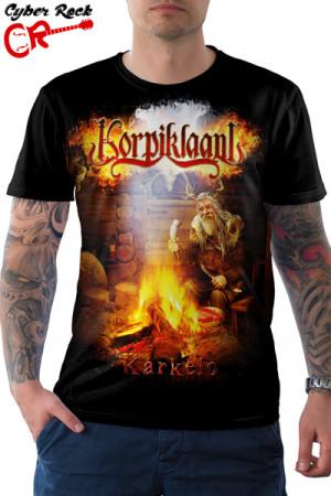 Camiseta Korpiklaani Karkelo