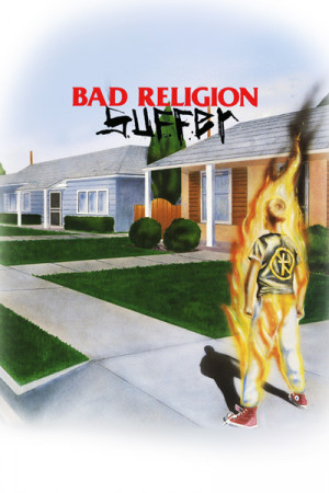 Camiseta Bad Religion Suffer