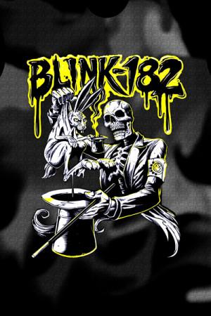 Camiseta Blink-182 Poster