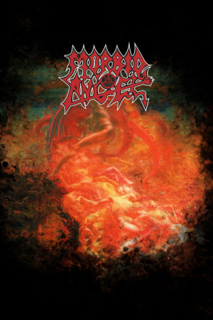 Camiseta Morbid Angel Blessed Are the Sick