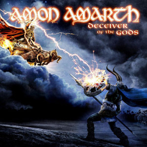 CD Amon Amarth – Deceiver of The Gods