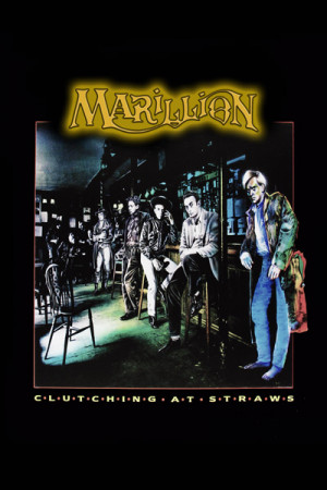 Camiseta Marillion Clutching at Straws