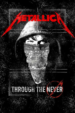 Camiseta Metallica Through the never