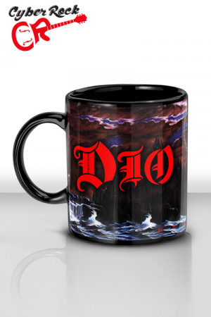 Caneca Dio Holy Diver