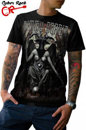 Camiseta Dimmu Borgir