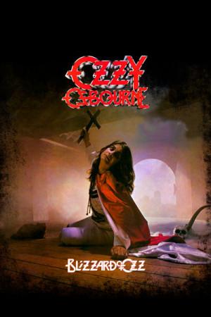 Blusinha Ozzy Osbourne - Blizzard of Ozz