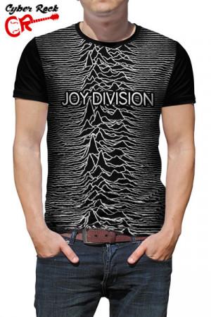 Camiseta Joy Division Unknown Pleasures