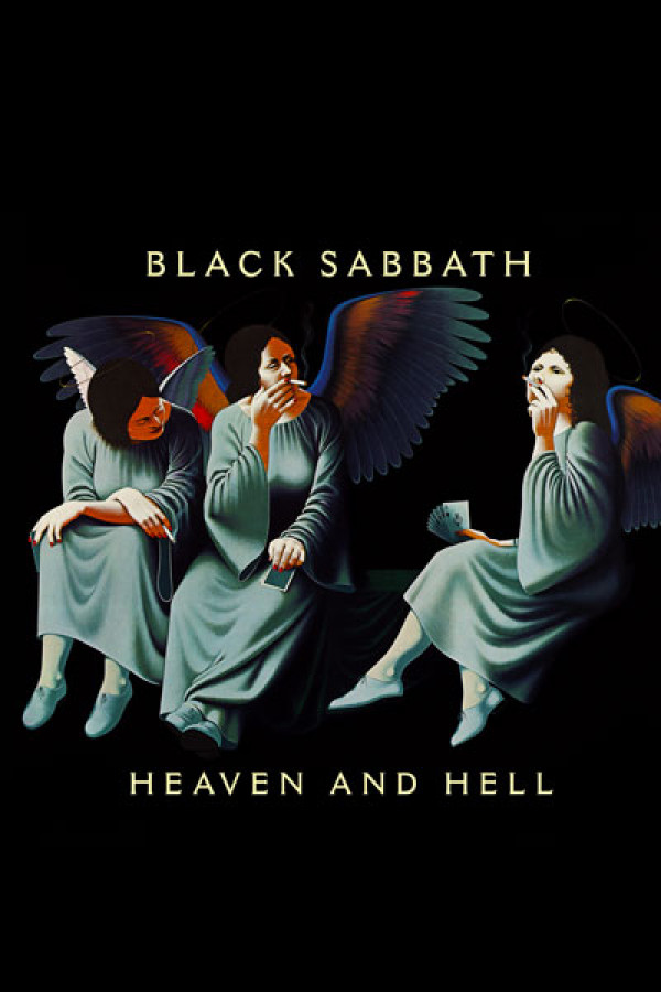 Blusinha Black Sabbath Heaven and Hell