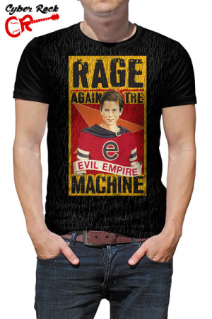 Camiseta Rage Against the Machine Evil Empire