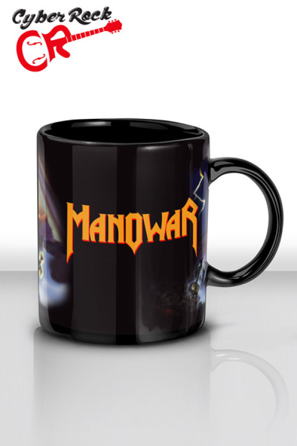 Caneca Manowar Fighting the World