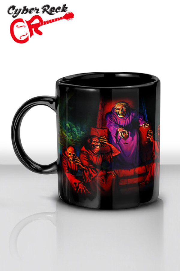 Caneca Death Scream Bloody Gore