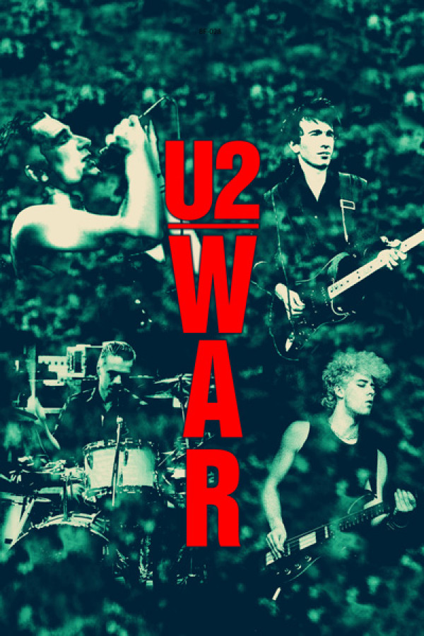 Blusinha U2 War Premium
