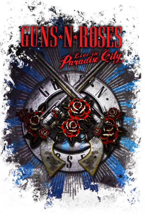 Blusinha Guns n Roses Paradise City