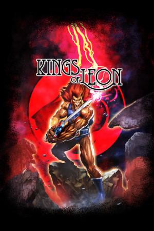 Camiseta Kings of Leon Thundercats