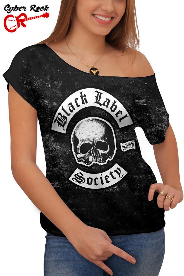Blusinha Black Label Society