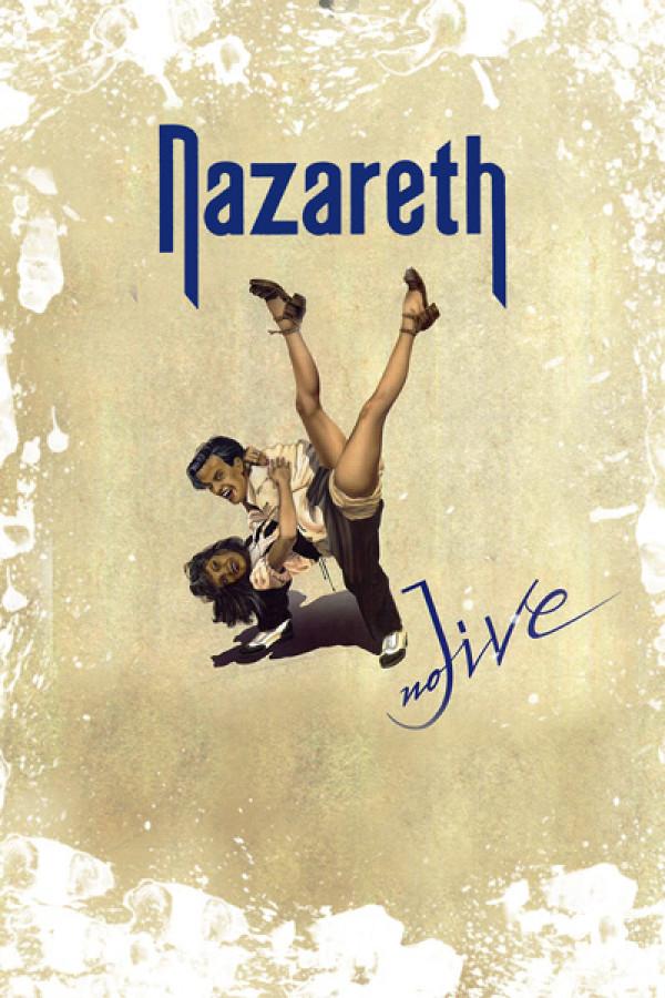Camiseta Nazareth No Jive