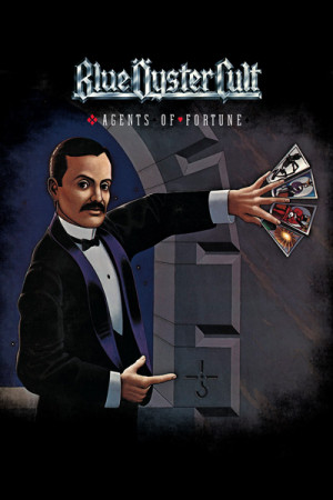 Camiseta Blue oyster Cult Agents of Fortune