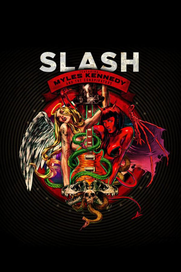 Regata Slash Apocalyptic Love