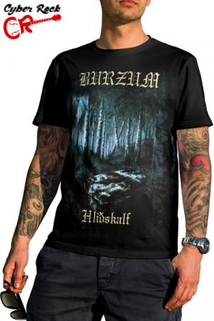 Camiseta Burzum - Hlidskjalf